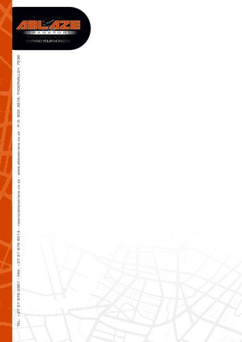 ablaze-letterhead-brochure-design